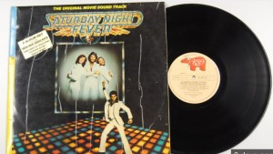 This landmark RSO album contains seven #1 singles, five by the Bee Gees.